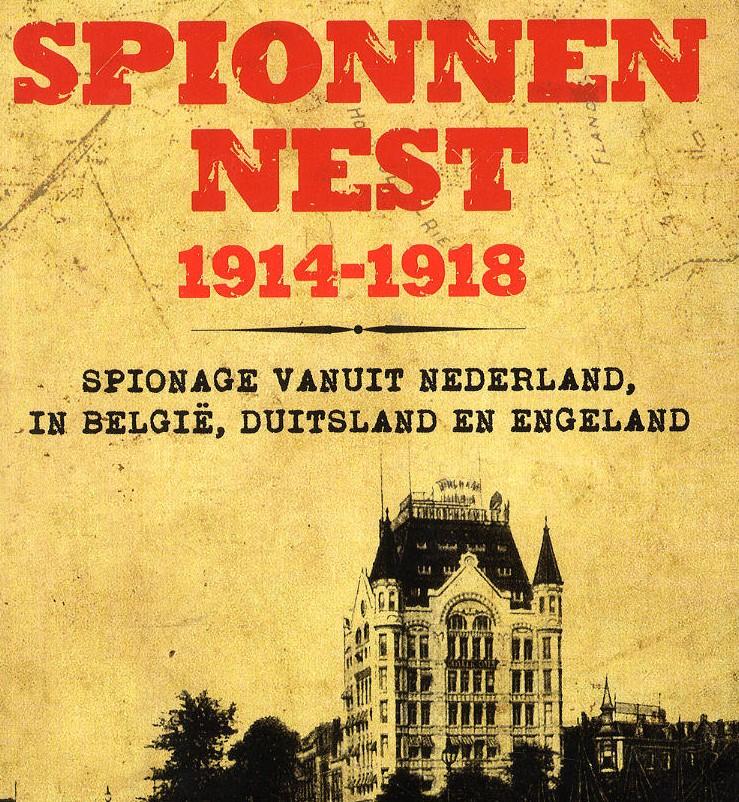 Spionnennest-1914-1918-Edwin-Ruis